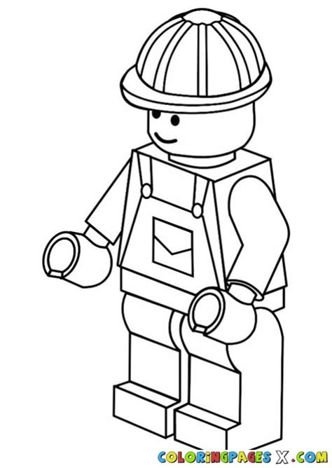 coloring pages lego free coloring pages of lego emmet