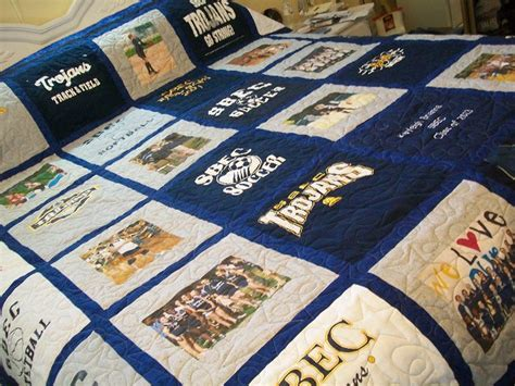 T Shirt Memory Quilts by King Size T Shirt Memory Quilt Memory Quilts 4 U