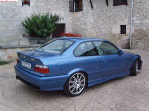 99 Bmw M3 by Bmw M3 E36 321cv 99 Ofertas Veh 237 Culos De Calle