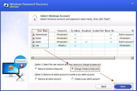 reset password for xp mode how to reset windows live id password in 2 ways