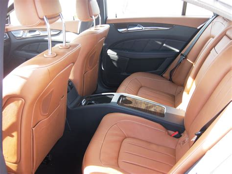 brown leather seats mercedes benzblogger 187 archiv 187 2015 mercedes cls400 with