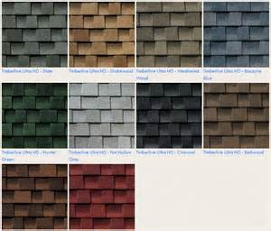 timberline shingles color chart gaf timberline shingles colors