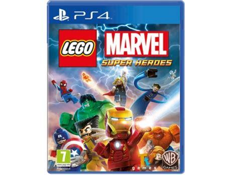 Kaset Bd Ps4 Lego Marvel Superheroes lego marvel heroes an 225 lise p 225 1 eurogamer pt