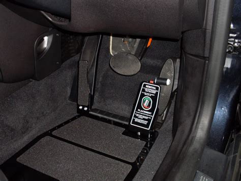 Floor The Accelerator by Mountside Mobility Floor Mount Left Foot Accelerator Pedal
