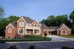 new homes fort wayne indiana aboite cliffs in fort wayne indiana lot 16