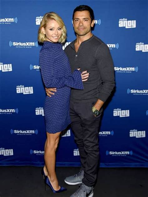 mark consuelos opens up about the first time he laid eyes on kelly kelly ripa opens up about balancing it all i always feel