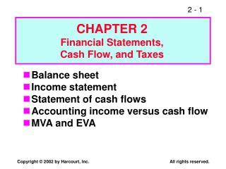 exle of cash flow in accounting ppt chapter 4 the income statement and statement of cash