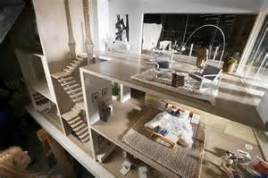 Dollhouse Interior Design by Interior Design Miniature Dollhouse Model