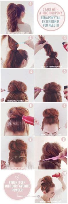hair hacks 3 ways to take your ponytail to the next level hair hacks 3 ways to take your ponytail to the next level