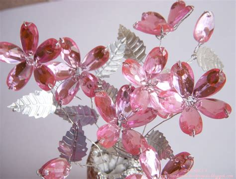 making flowers cards crafts kids projects how to make crystal flowers