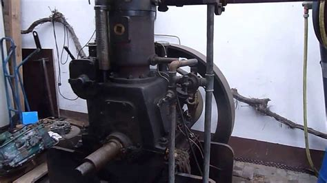 Diesel Motorrad Youtube by Mwm Motor Rh24 Station 228 Rmotor Standmotor Mwm
