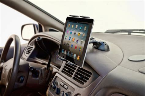 dash mount sticky suction windshield dashboard mount for tablets