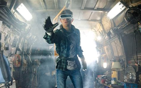 ready player one film review ready player one geek syndicate