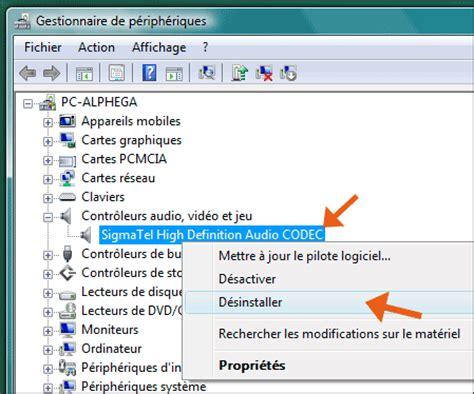 Logiciel Modification Bios by Comment Trouver Et Mettre 224 Jour Un Pilote Driver Mat 233 Riel