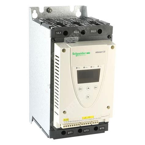 Altistart 22 Soft Starter Ats22d88q schneider altistart 22 15kw 30kw digital soft starter ats22d62q soft starters