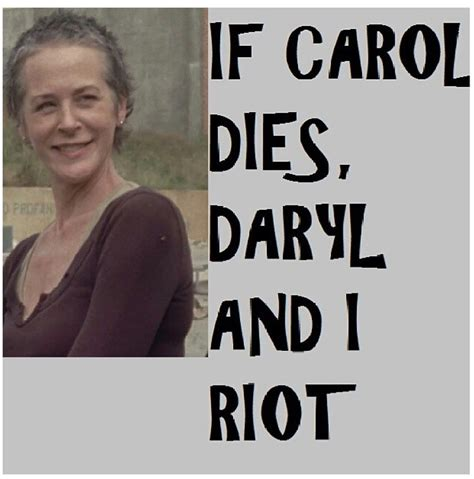If Daryl Dies We Riot Meme - 1000 images about the walking dead on pinterest