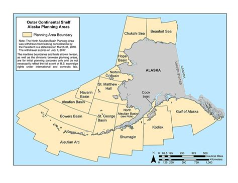 Outer Continental Shelf by 2017 2022 Ocs And Gas Leasing Program Boem