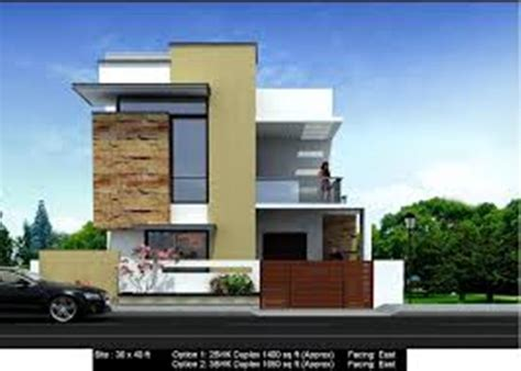 small duplex house elevation design software best house