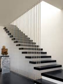Stairway Sconces Quot H Quot House San Francisco Modern Staircase San