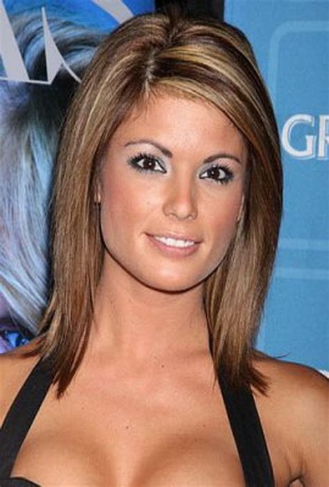 haircuts and color styles medium hairstyles and colors