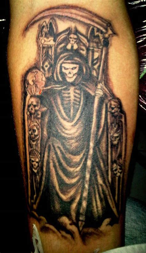 santa muerte picture at checkoutmyink