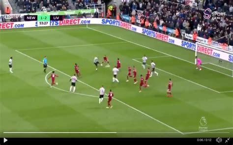 video rondons goal  liverpool stuns reds title chances