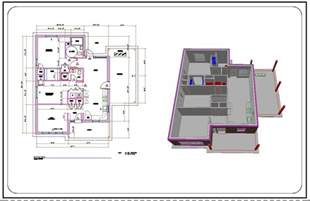 Convert Hand Drawn Floor Plans To Cad Pdf Architectural Architectural Design Using Autocad