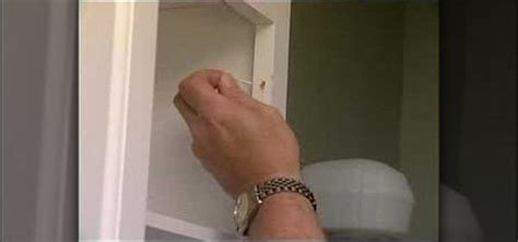 how to fix a cabinet door that fell off how to fix a cabinet door 171 construction repair