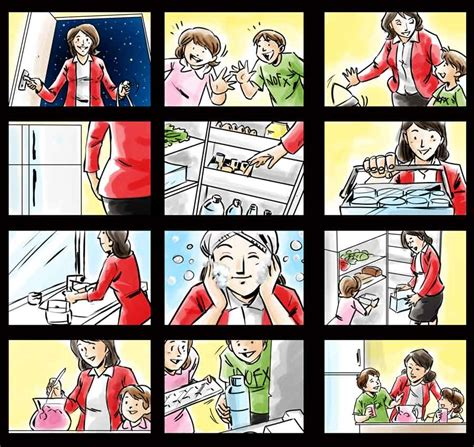 membuat storyboard film pendek storyboard 02 by tizar on deviantart