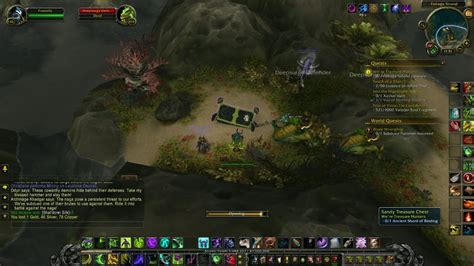 treasure hunters quest for the city of gold books world of warcraft we re treasure hunters legion quest