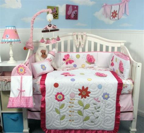 butterfly nursery bedding soho spring time butterfly baby crib nursery bedding set 14 pcs included diaper ebay