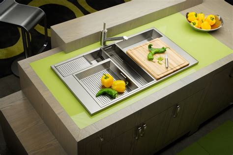 modern kitchen sinks elkay kitchen sink avado eft402211 modern kitchen