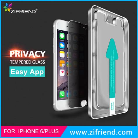 Tempered Glass Easybear easy install tempered glass screen protector for iphone 6 buy tempered glass screen protector