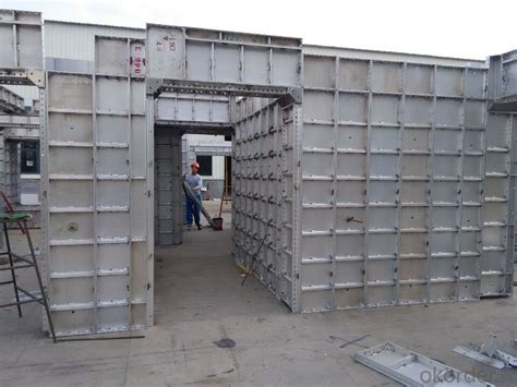 buy construction aluminum alloy formwork pricesizeweight