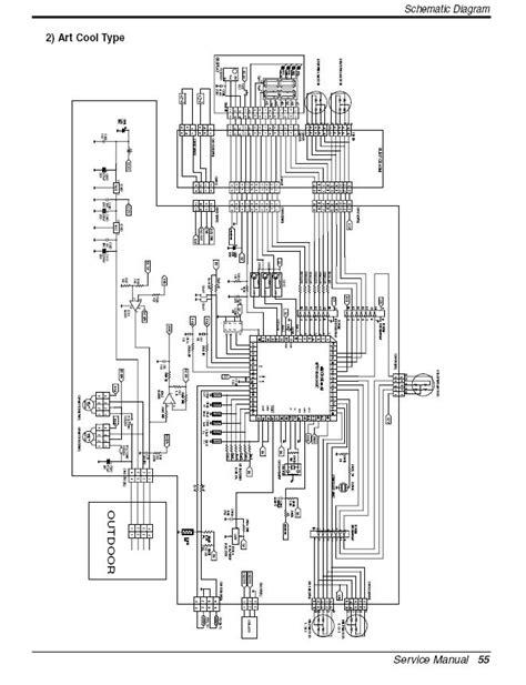lg mini split wiring diagram lg wiring diagram