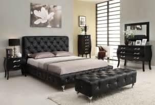 Stylish Furniture by Stylish Leather Luxury Bedroom Furniture Sets