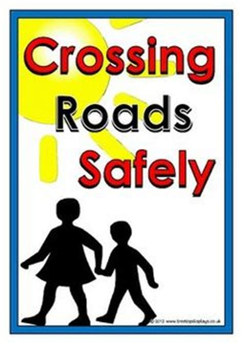 printable road safety posters 1000 images about safety on pinterest fire safety