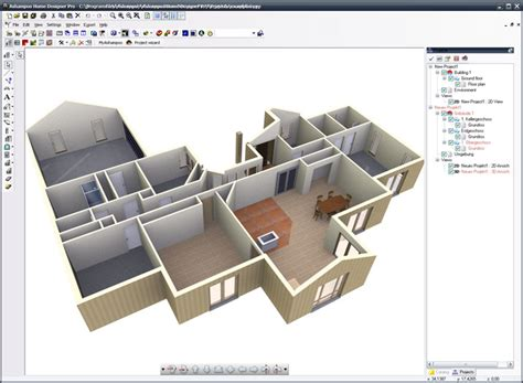 Home Design Software - 3d home design software from autodesk create floor