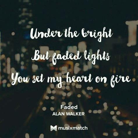 alan walker darkside meaning faded alan walker song lyrics pinterest songs