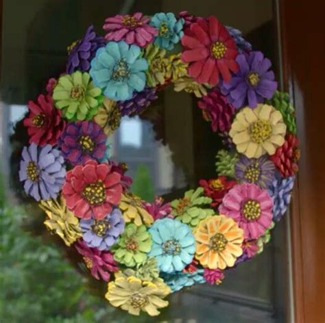 how to make pine cone flowers flower power pinterest 139 best pine cone crafts images on pinterest diy