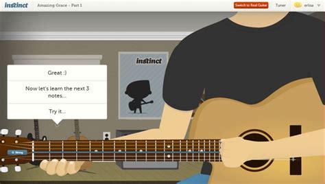 cara bermain gitar virtual yuk belajar bermain gitar secara virtual menggunakan