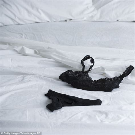 wearing bra to bed what really happens when you sleep in lingerie revealed daily mail online