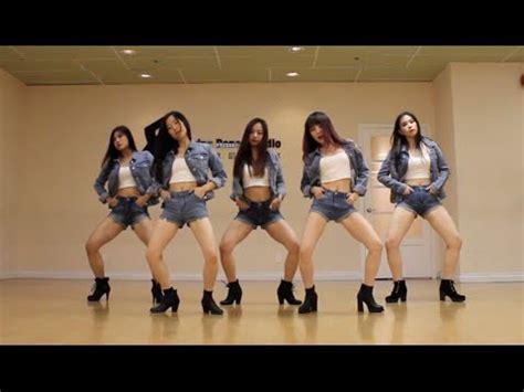 dance tutorial ah yeah exid exid 이엑스아이디 아예 ah yeah kpop dance cover by fds youtube