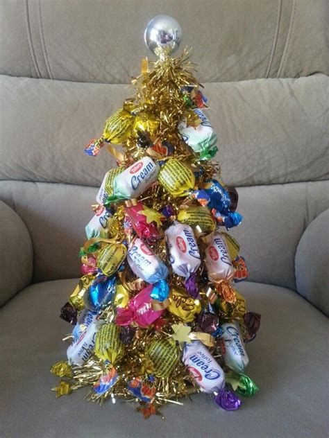 lolly christmas tree things i ve made pinterest