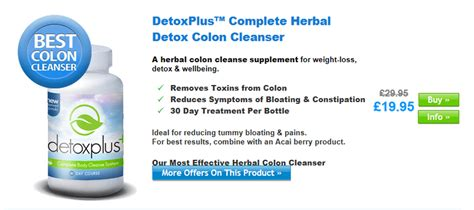 How Often Should You Detox Your Colon by Don T Miss The 5 Benefits Of Using Detox Pills Detox