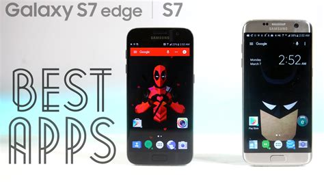 top and must android applications for samsung galaxy s3 top apps 10 best must android apps for galaxy s7 s7 edge
