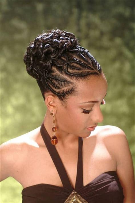 wedding hairstyles braids african american back braids for african american wedding hairstyle