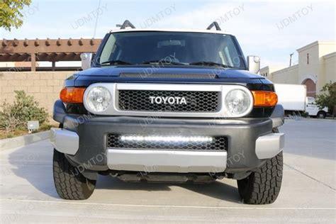 Fj Cruiser Led Light Bar 72w High Power Cree Led Light Bar For Toyota Fj Cruiser