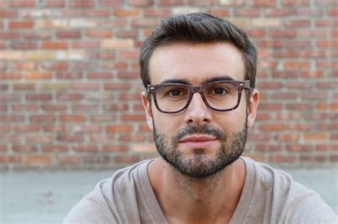 rectangle face shape hairstyles for men with beards how to find the best beard style for your face shape