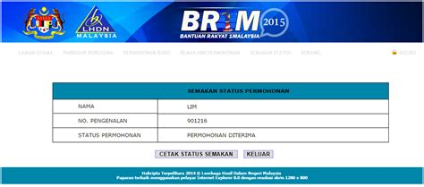 ebrim hasil gov my a growing teenager diary malaysia e br1m bantuan